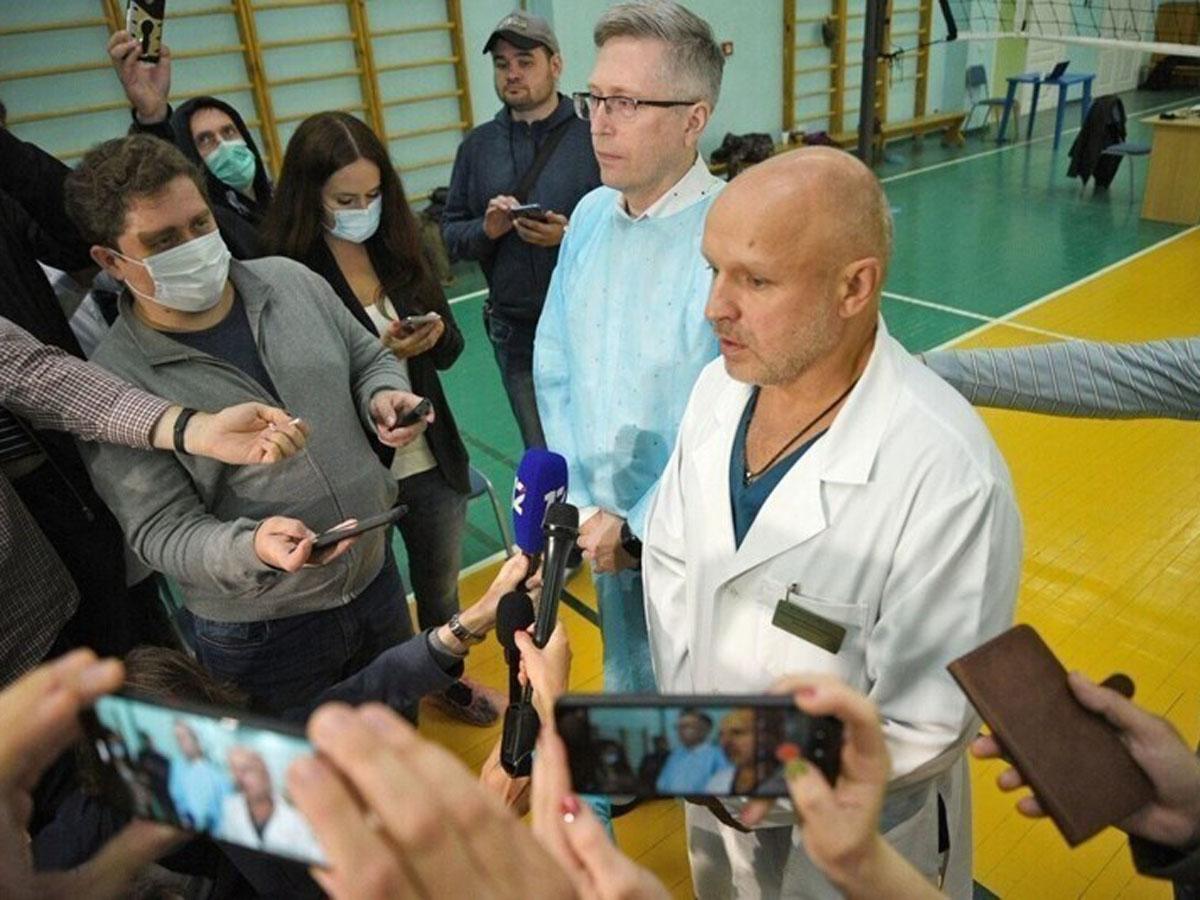 омские врачи сразу заподозрили отравление Навального