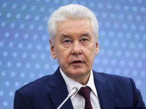 Собянин попросил 5000 российских компаний перейти на удаленную работу