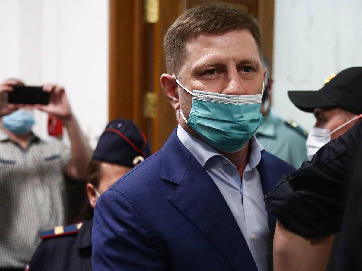 Сергей Фургал рассказал об угрозах генерала СКР