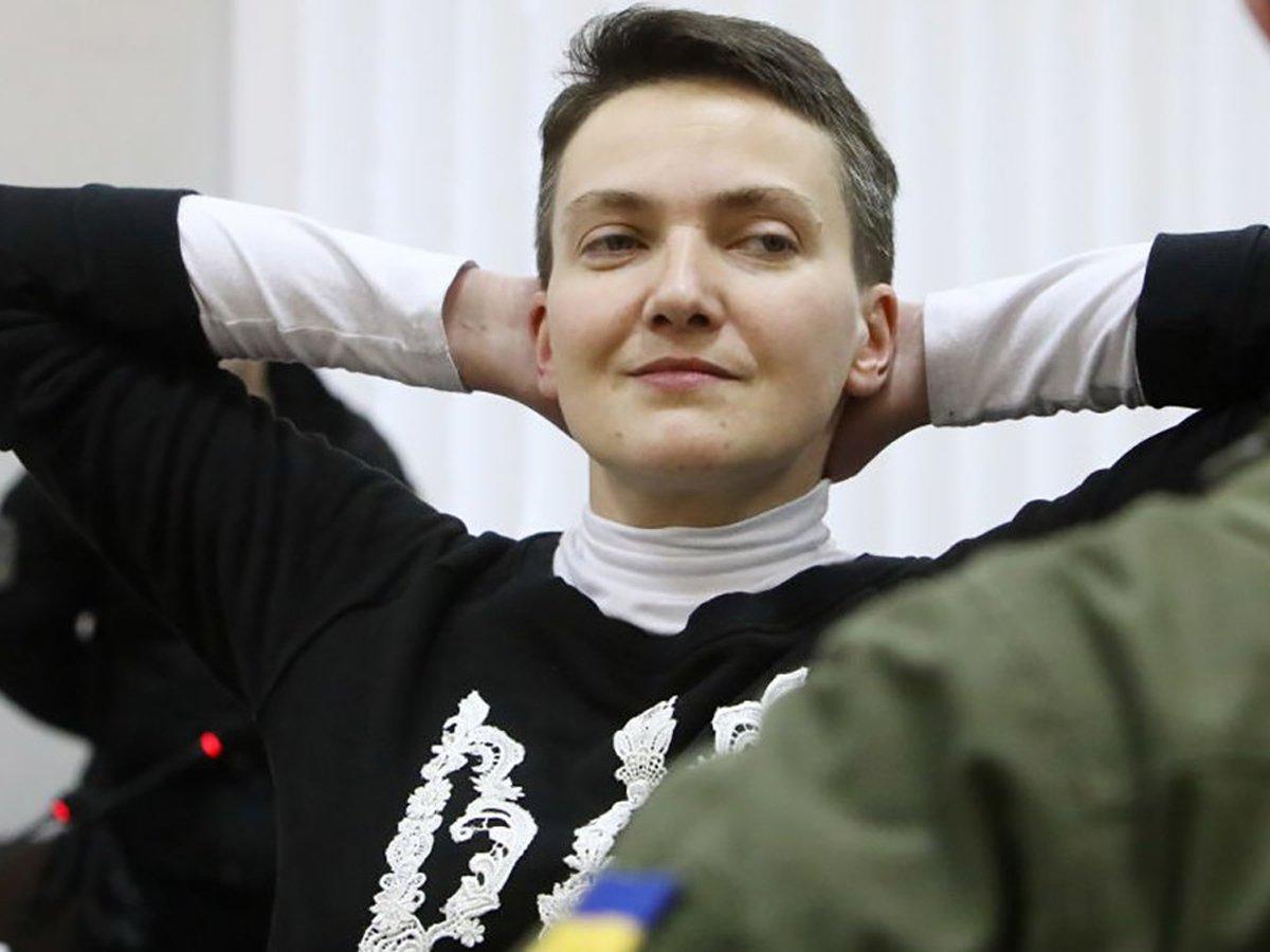 Сеть травит Надежду Савченко из-за фото
