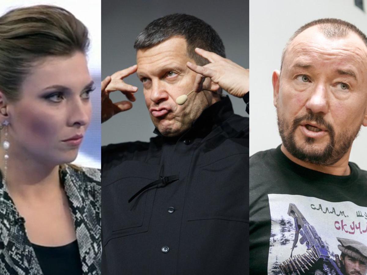 Скабеева, Соловьев, Шейнин