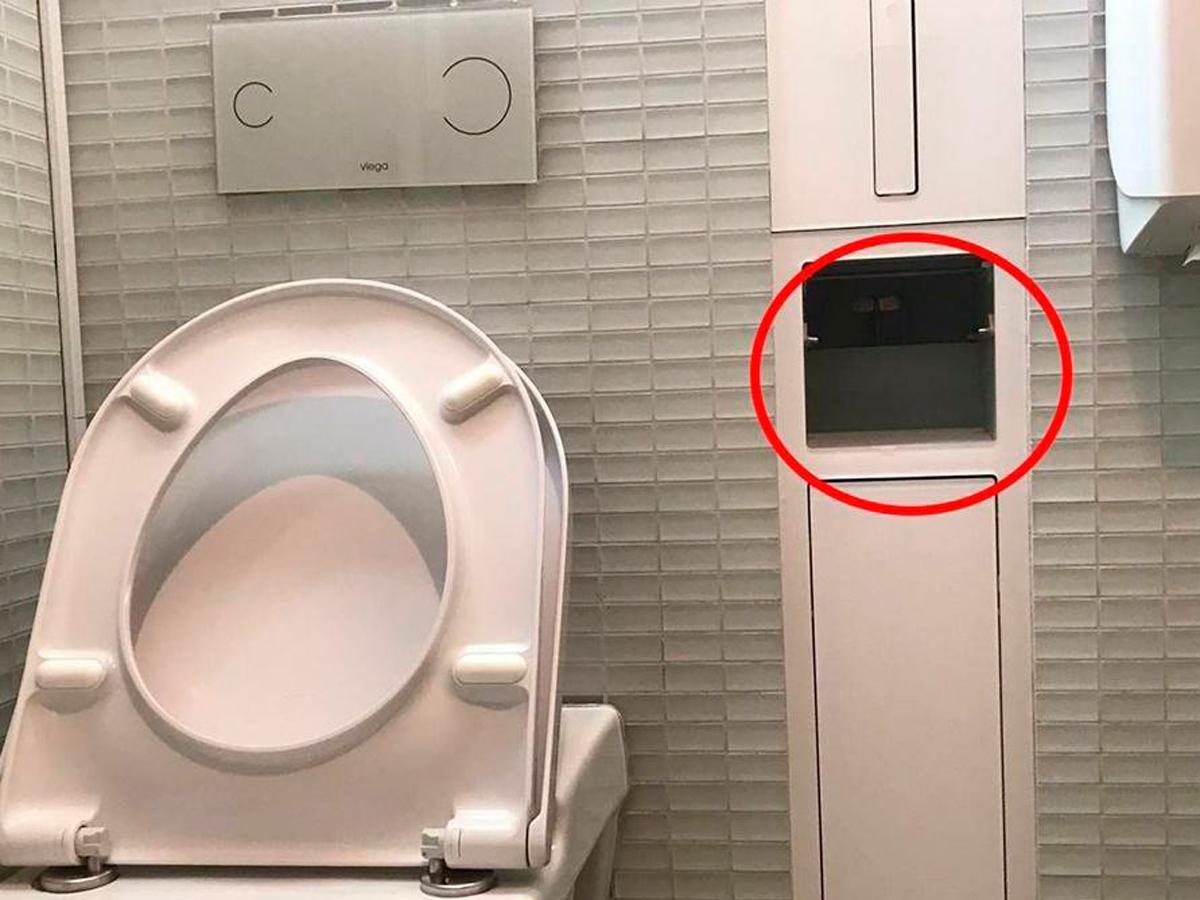 Скандал в Мариинке: в женском туалете нашли экшн-камеру