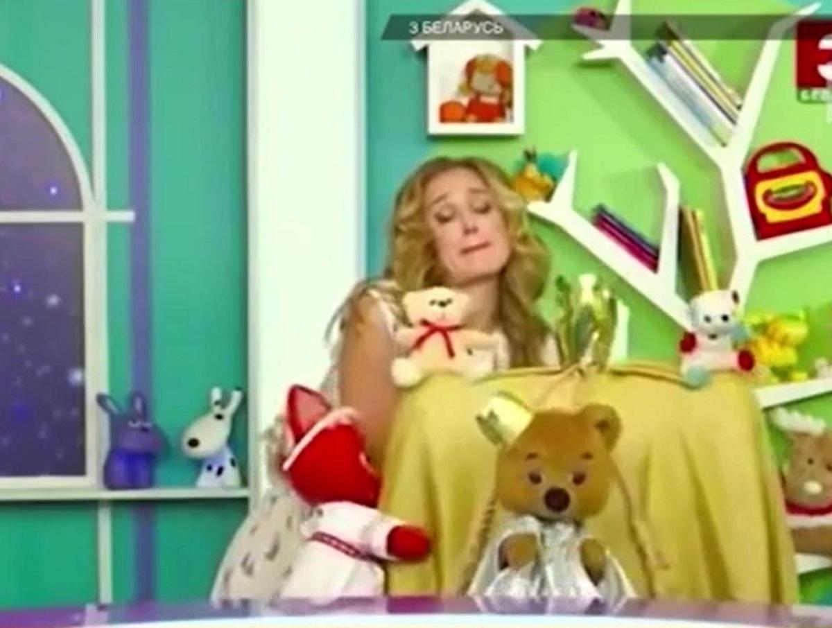 В белорусской версии «Спокойной ночи, малыши» показали свержение власти