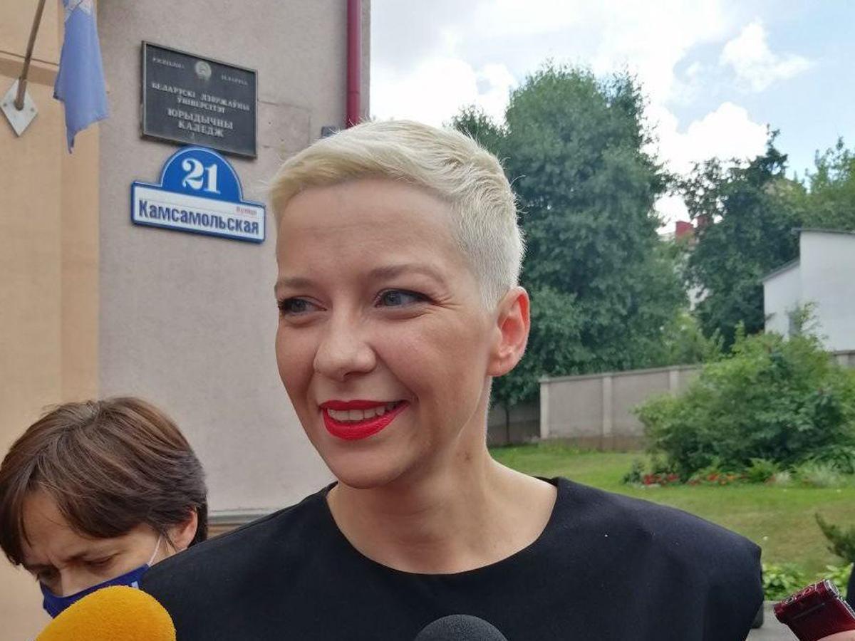 Стало известно об ушибах задержанной Колесниковой