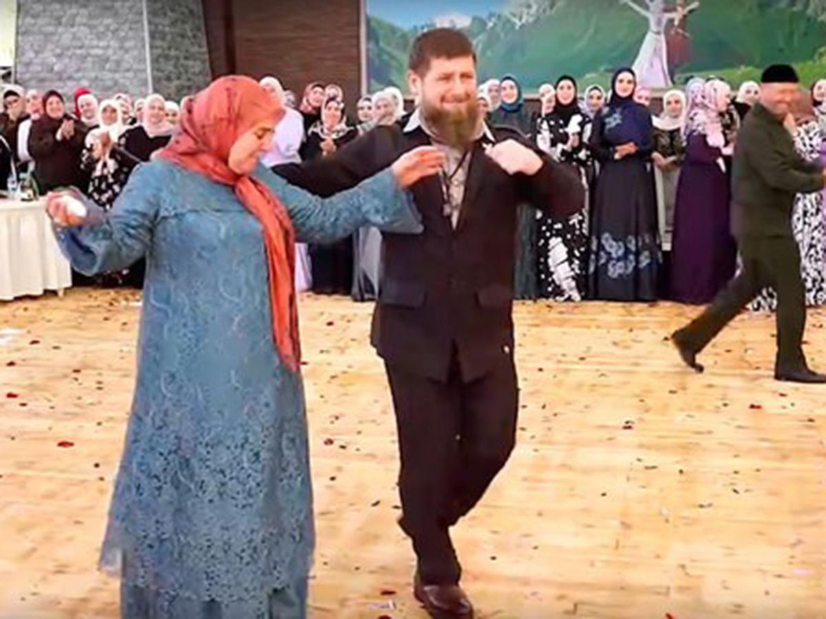 Свадьба племянника Кадырова