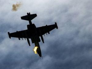 Турция сбила самолет Су-25 Армении