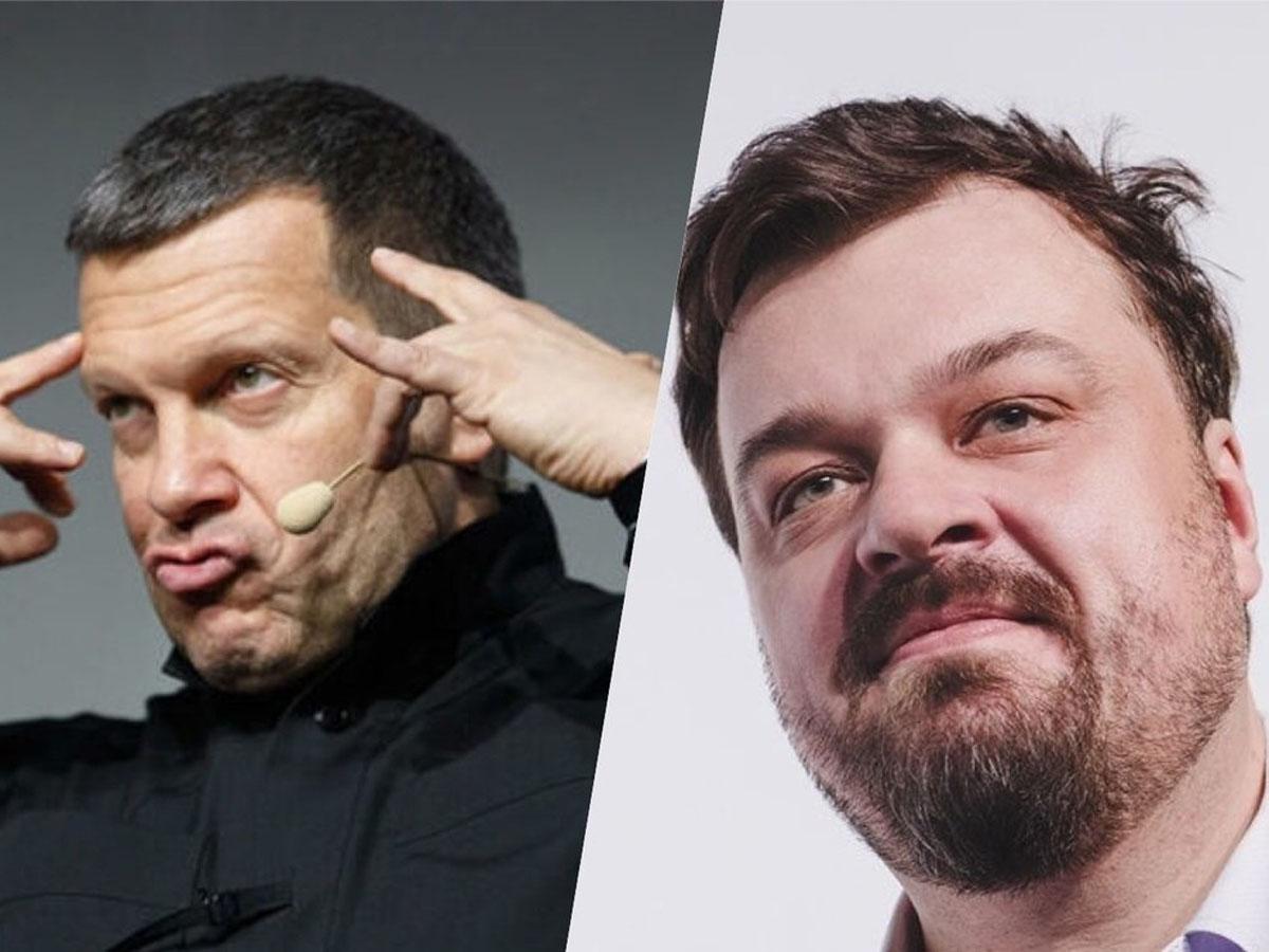 Уткин о встрече с Соловьевым