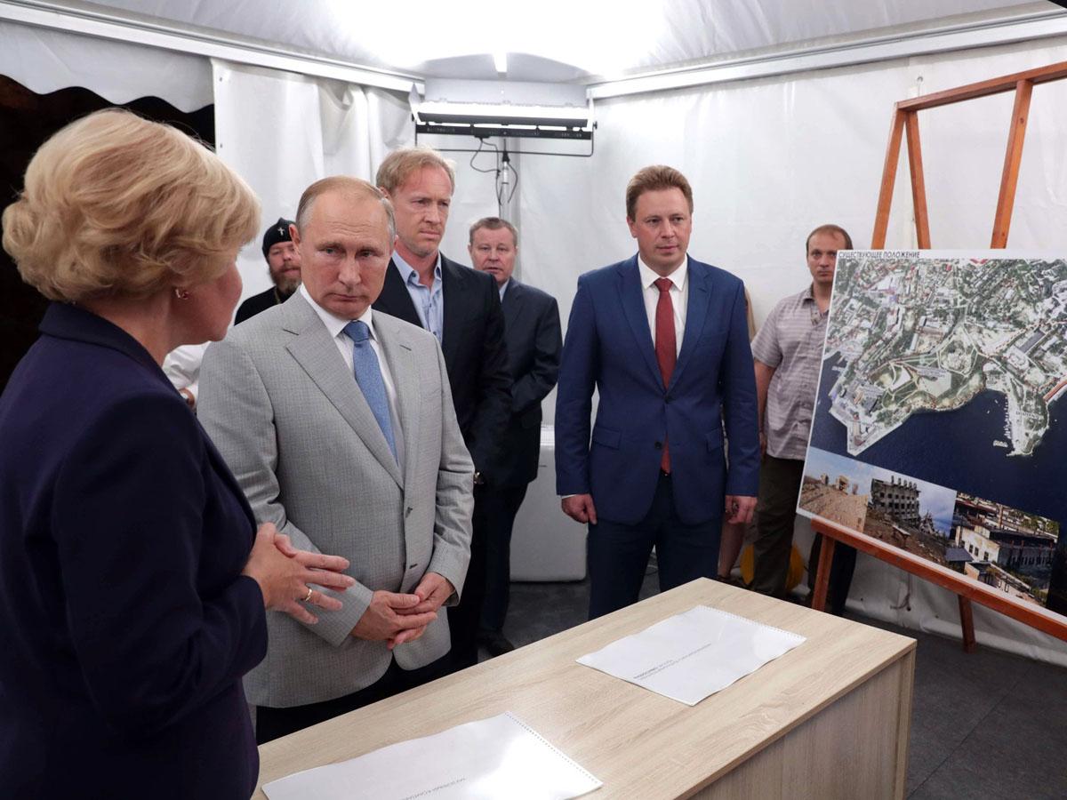 Уволенные сотрудники проекта «Наследие» обратились к президенту
