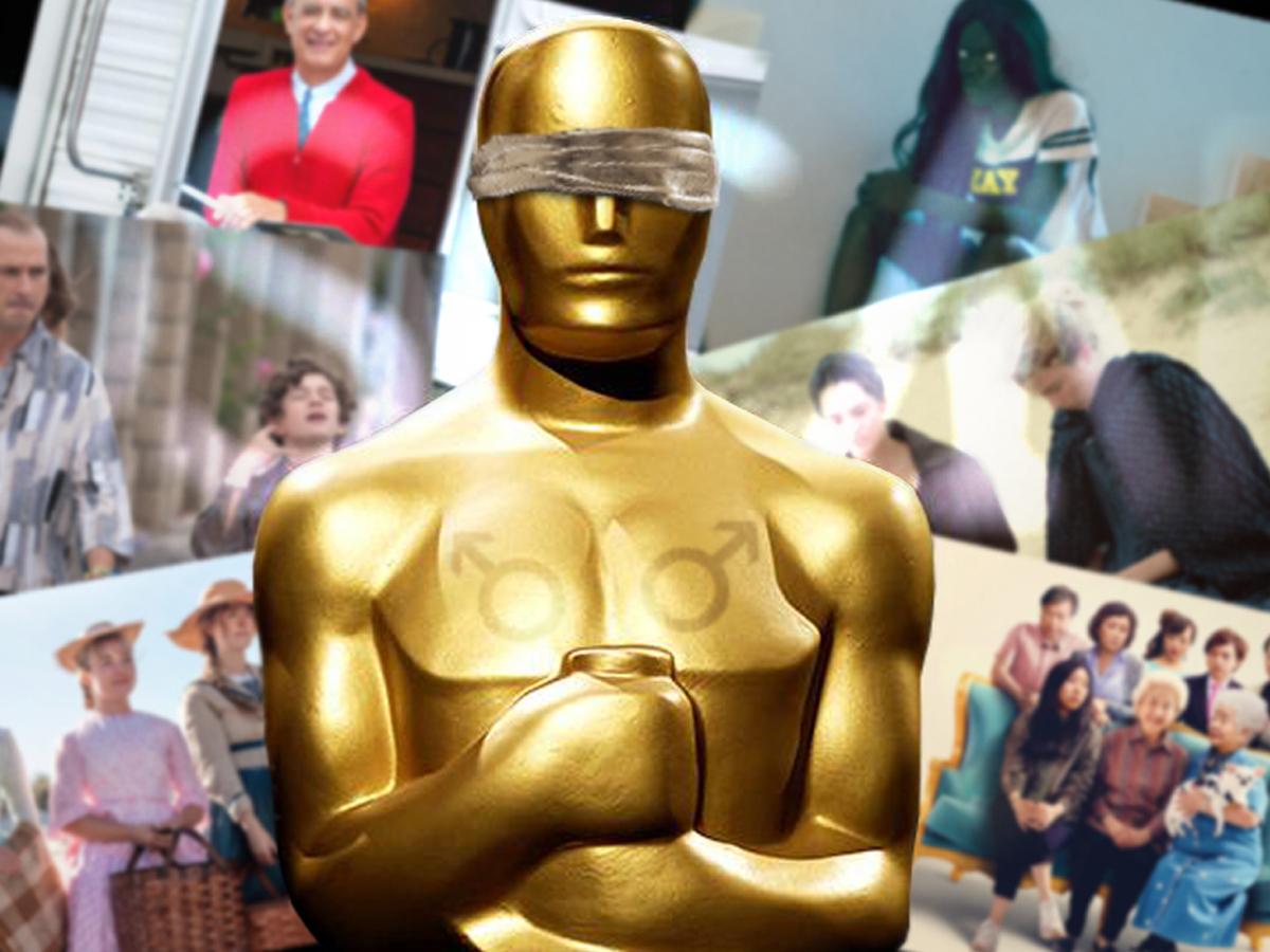 В лучших фильмах для «Оскара» обязали снимать геев, женщин и инвалидов