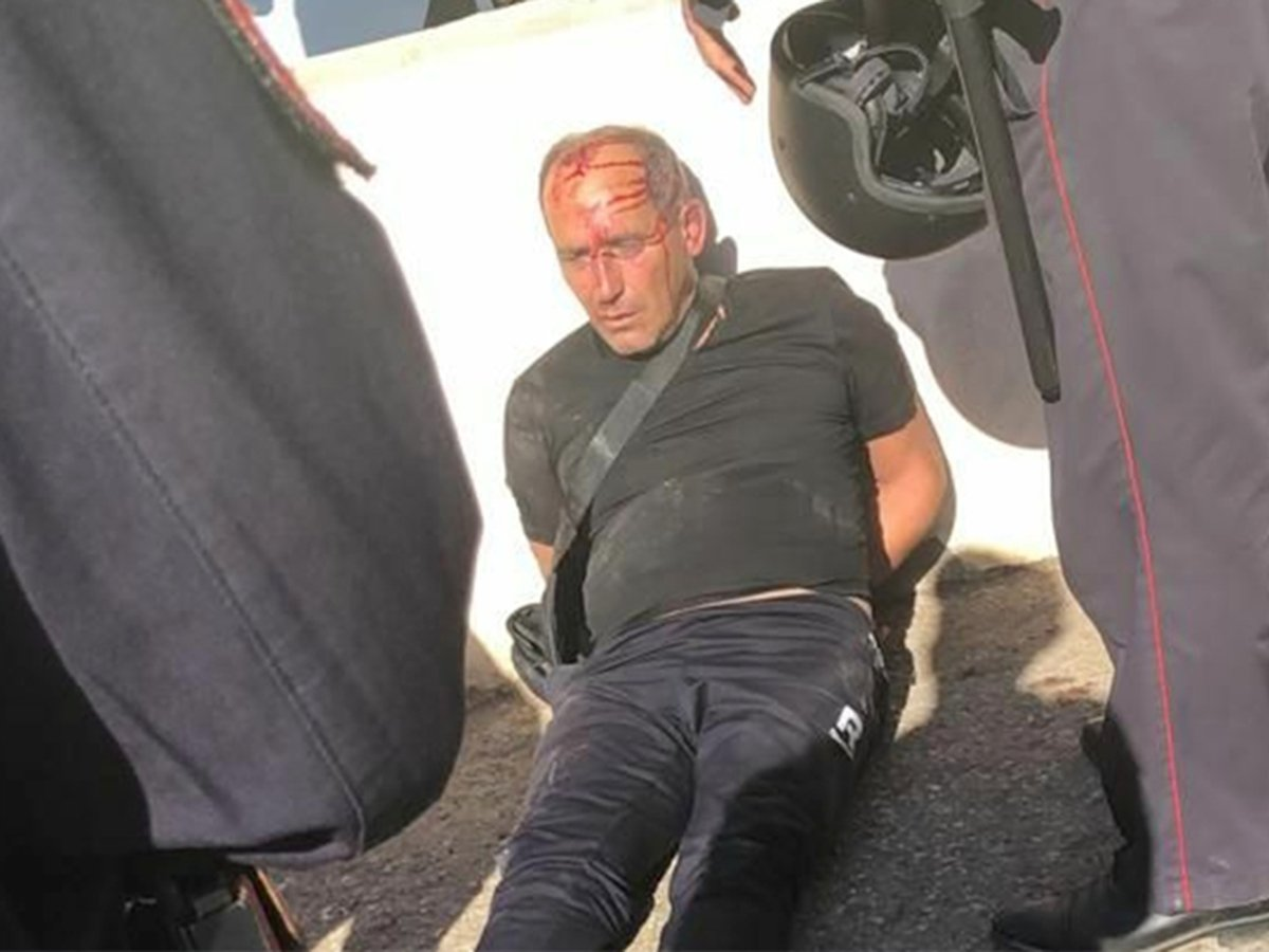 Убийца бизнесмена Евгения Деданина