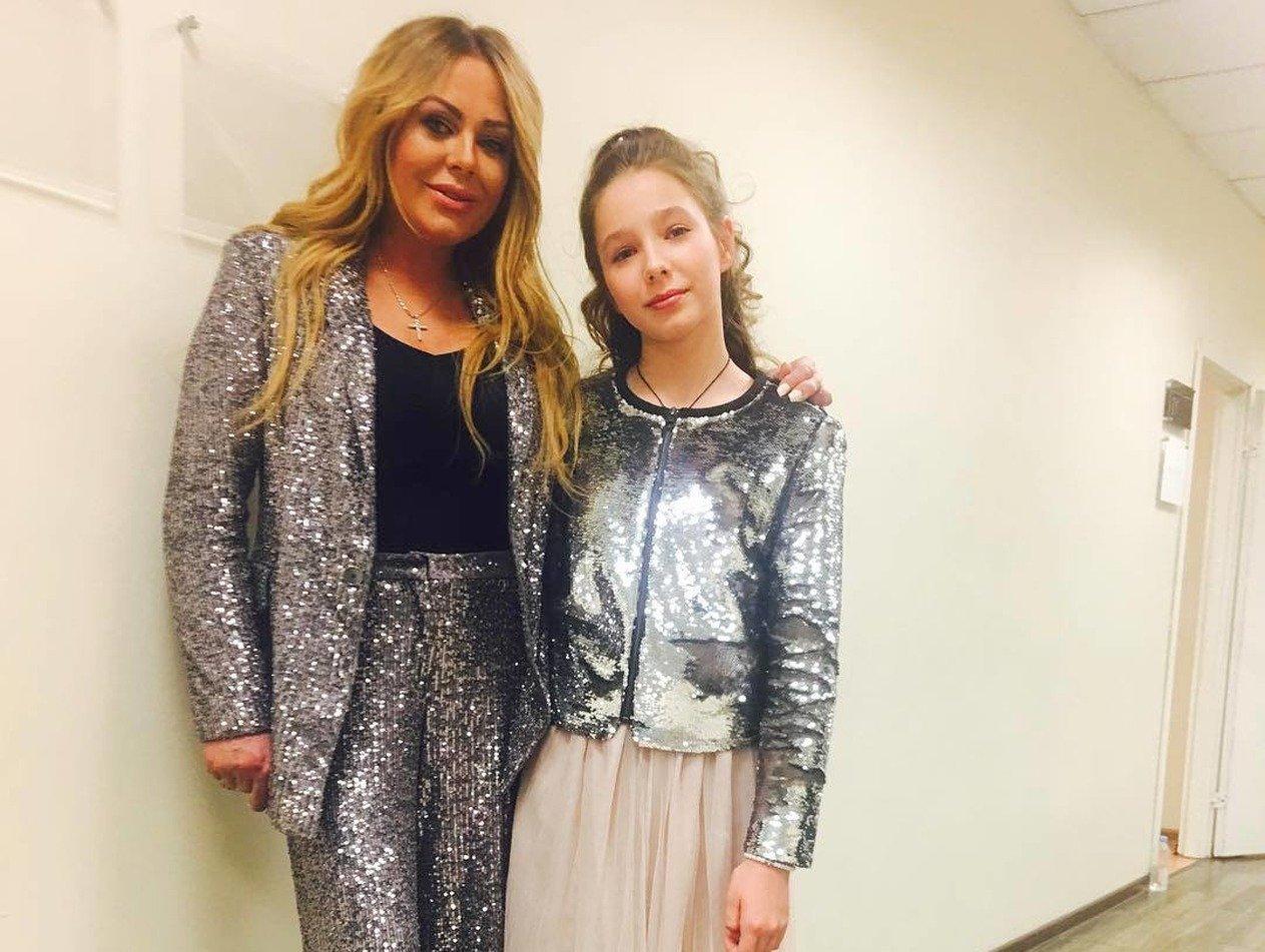 Повзрослевшая дочь Юлиия Началовой восхитила поклонников певицы