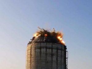 Взрыв на атомной станции в Воронеже