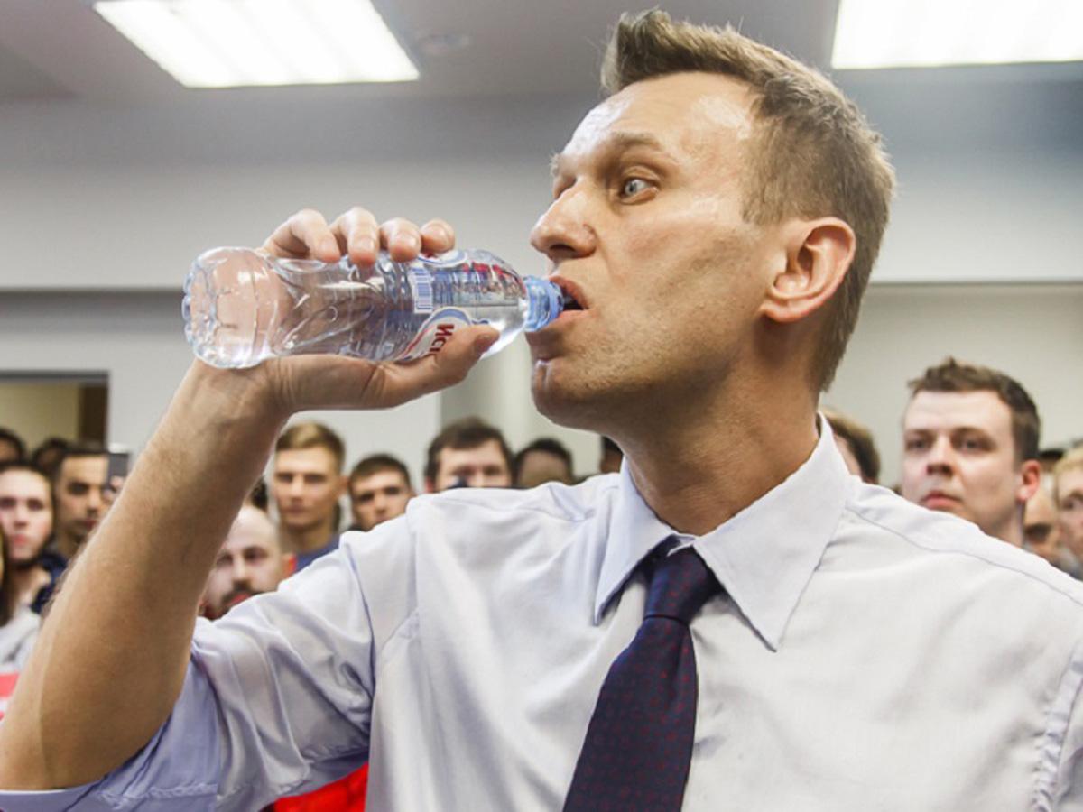 бутылочка навального