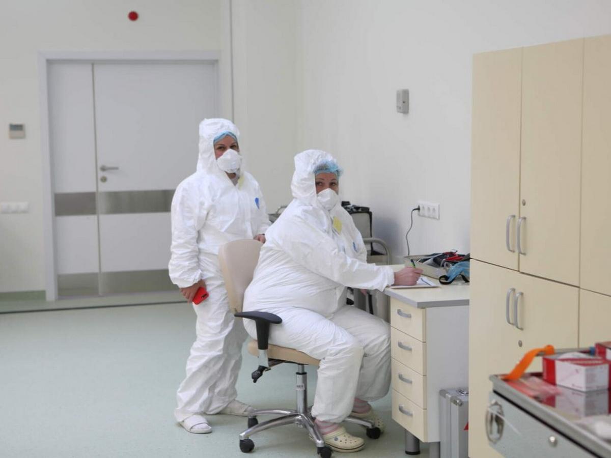 Спрогнозирована вторая волна распространения COVID-19 в России