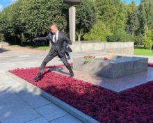 Прыжок губернатора Петербурга