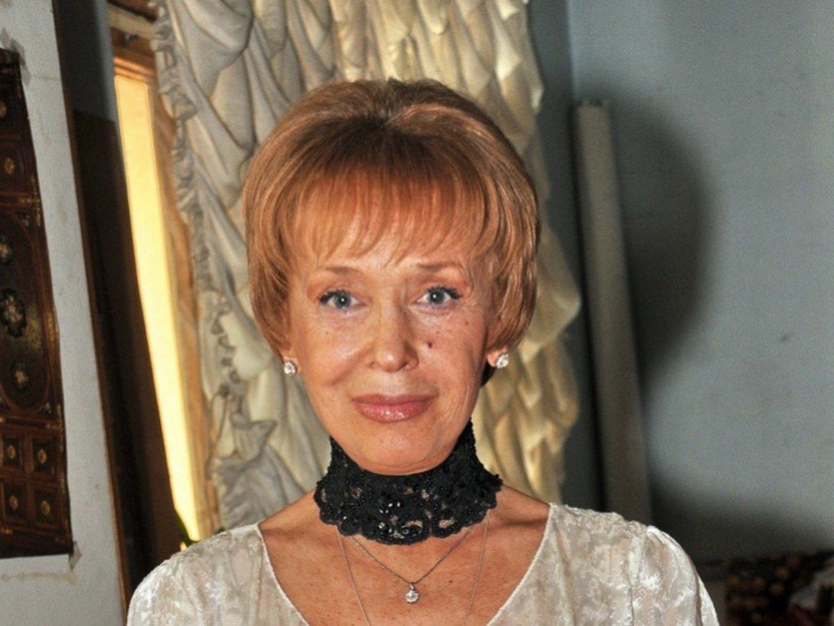 Скончалась Ирина Печерникова