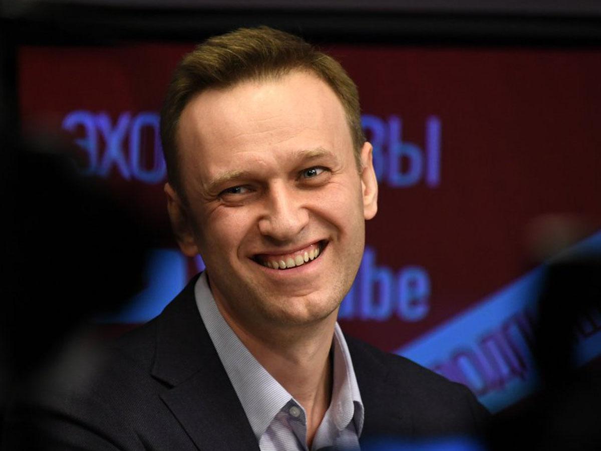 навальный восстановление