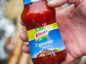 «Цыганский соус» лишится своего знаменитого названия