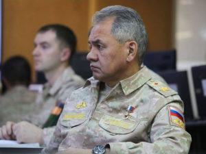 Шойгу заявил о полной победе над ИГ в Сирии