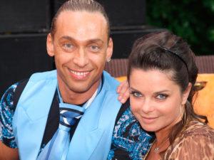 Королева и Сергей Глушко Тарзан