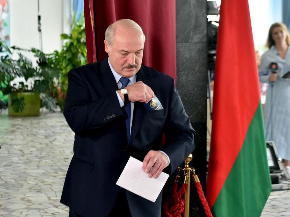 Тайная инаугурация Лукашенко