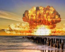 Военные показали, как может выглядеть ядерный удар, нанесенный по базе ВМС США