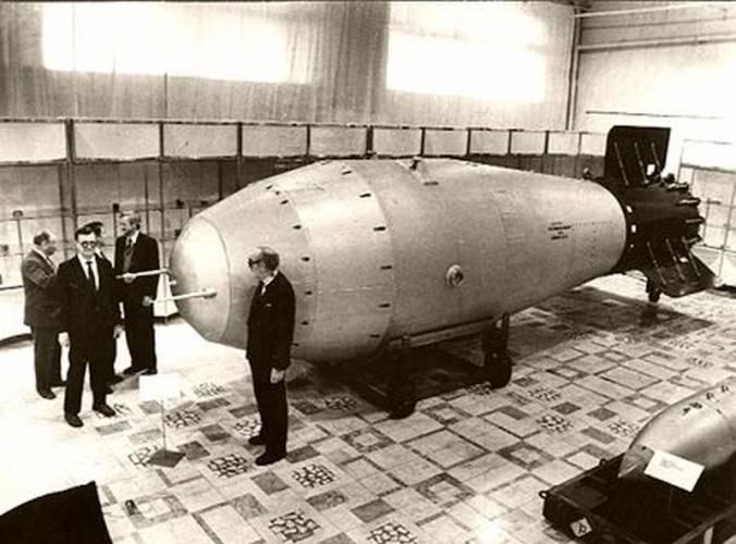 """""""Царь-бомба"""" на все времена: хроника самого мощного взрыва в истории человечества"""