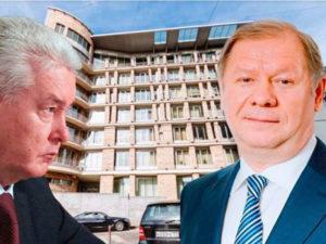 Александр Чернышов рублевый миллиардер