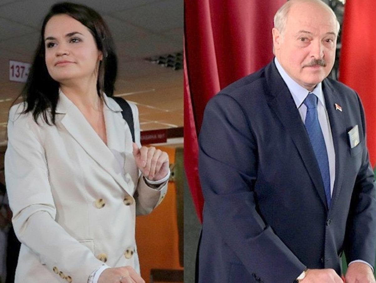 «Я дал ей денег»: Лукашенко рассказал, как «спас» Тихановскую