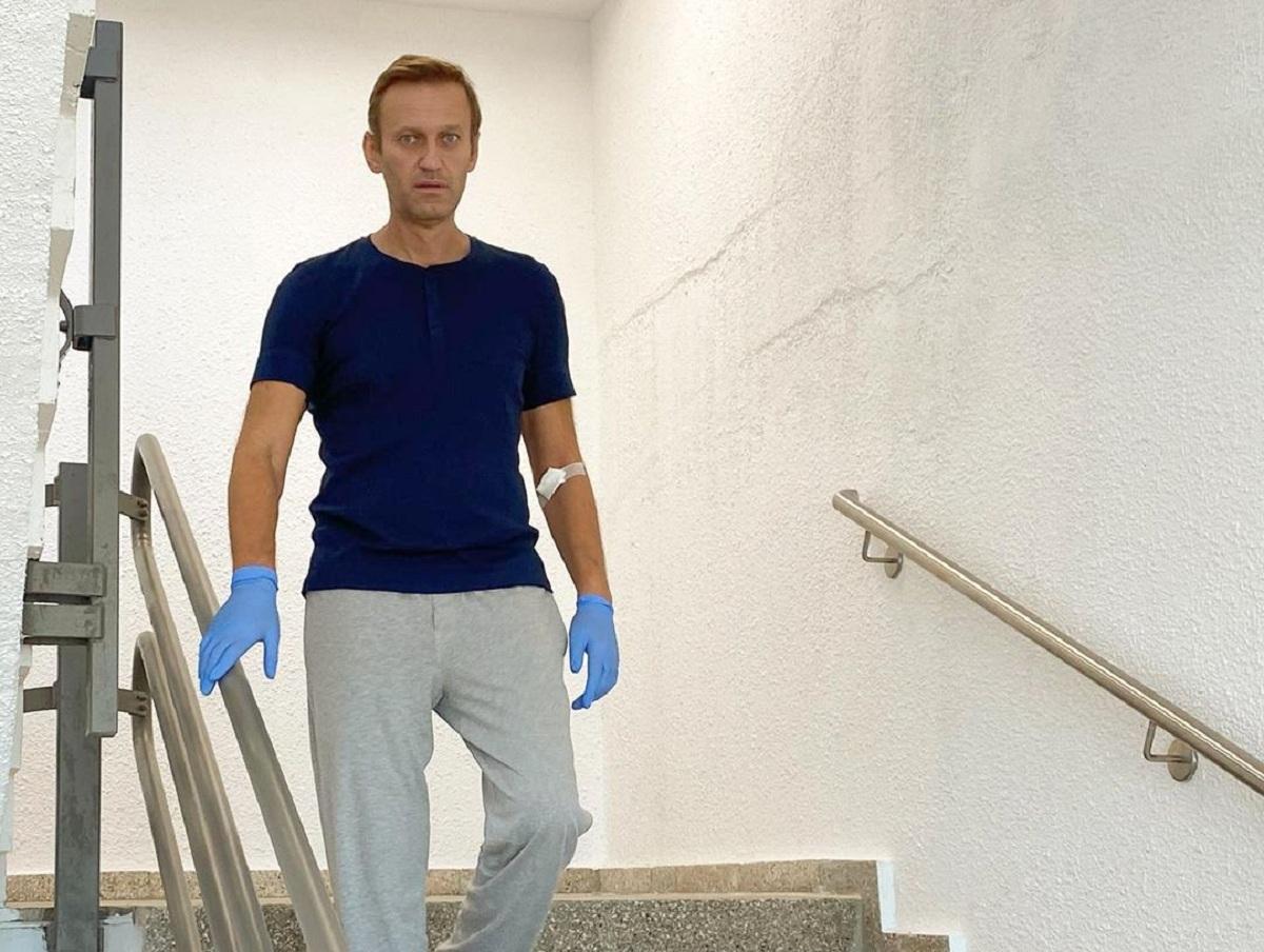 The Guardian: Вторая служба ФСБ организовала отравление Навального