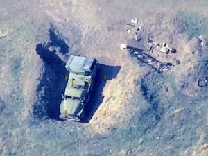 Баку уничтожило батальон Армении