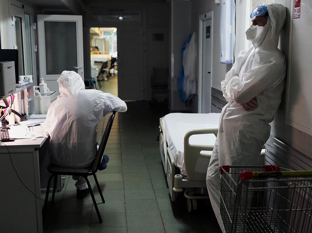 Пациенты в больнице Ростова-на-Дону задохнулись без поддержки кислорода
