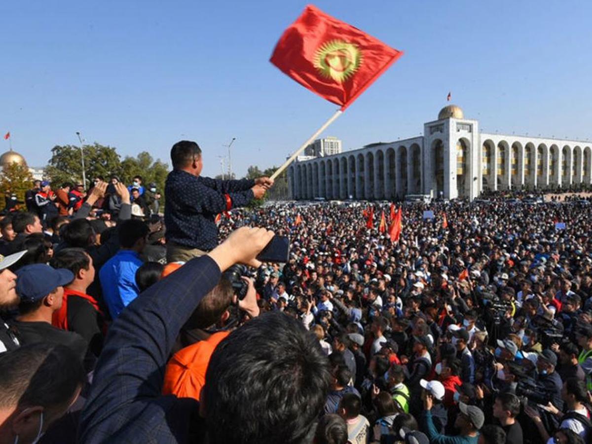 ЦИК Киргизии итоги выборов