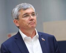 В Сети появилось видео с места убийства депутата Александра Петрова