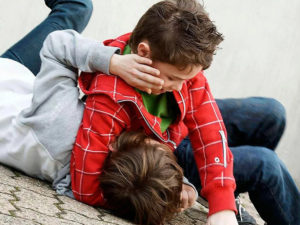 На Рублевке дети избили сына бизнесмена