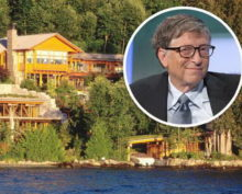 Дом Билла Гейтса