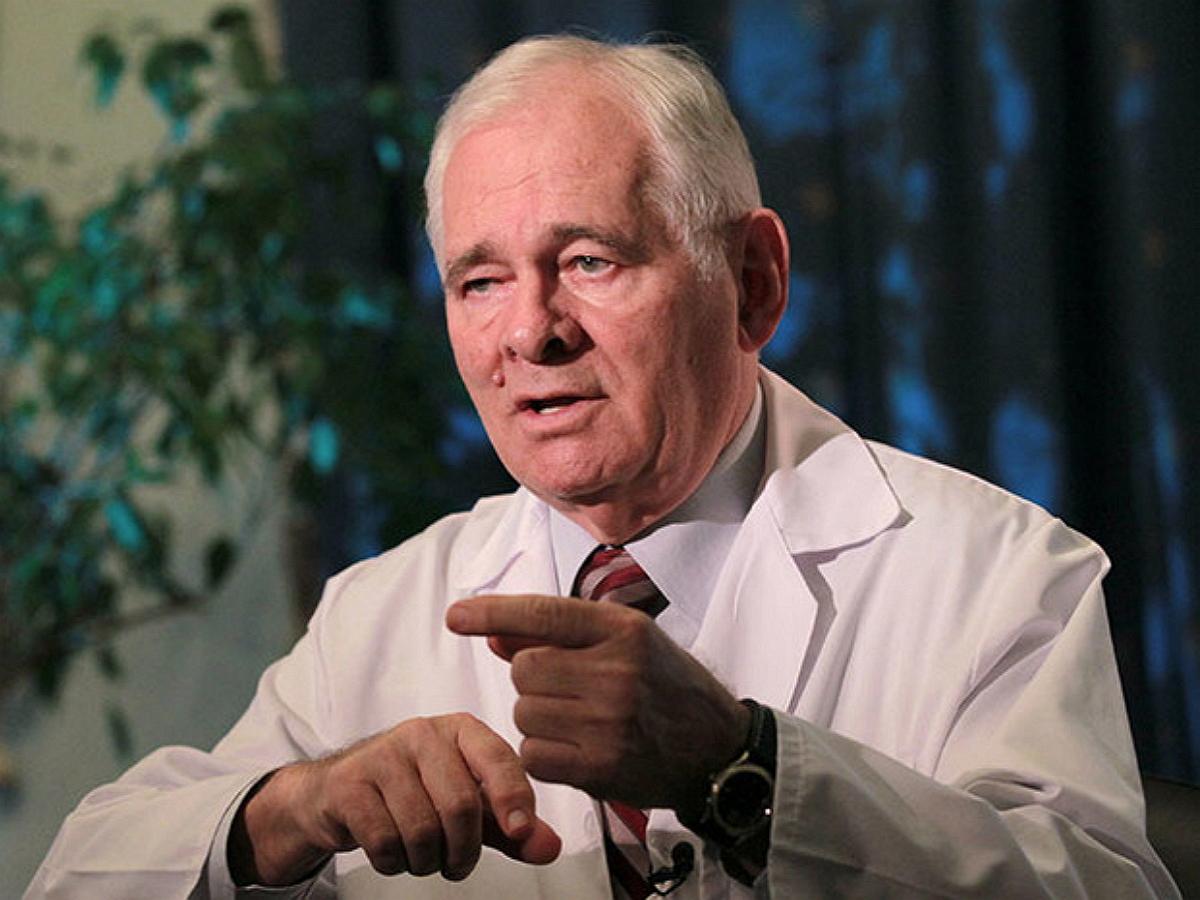 Доктор Рошаль высказался о ситуации с COVID-19