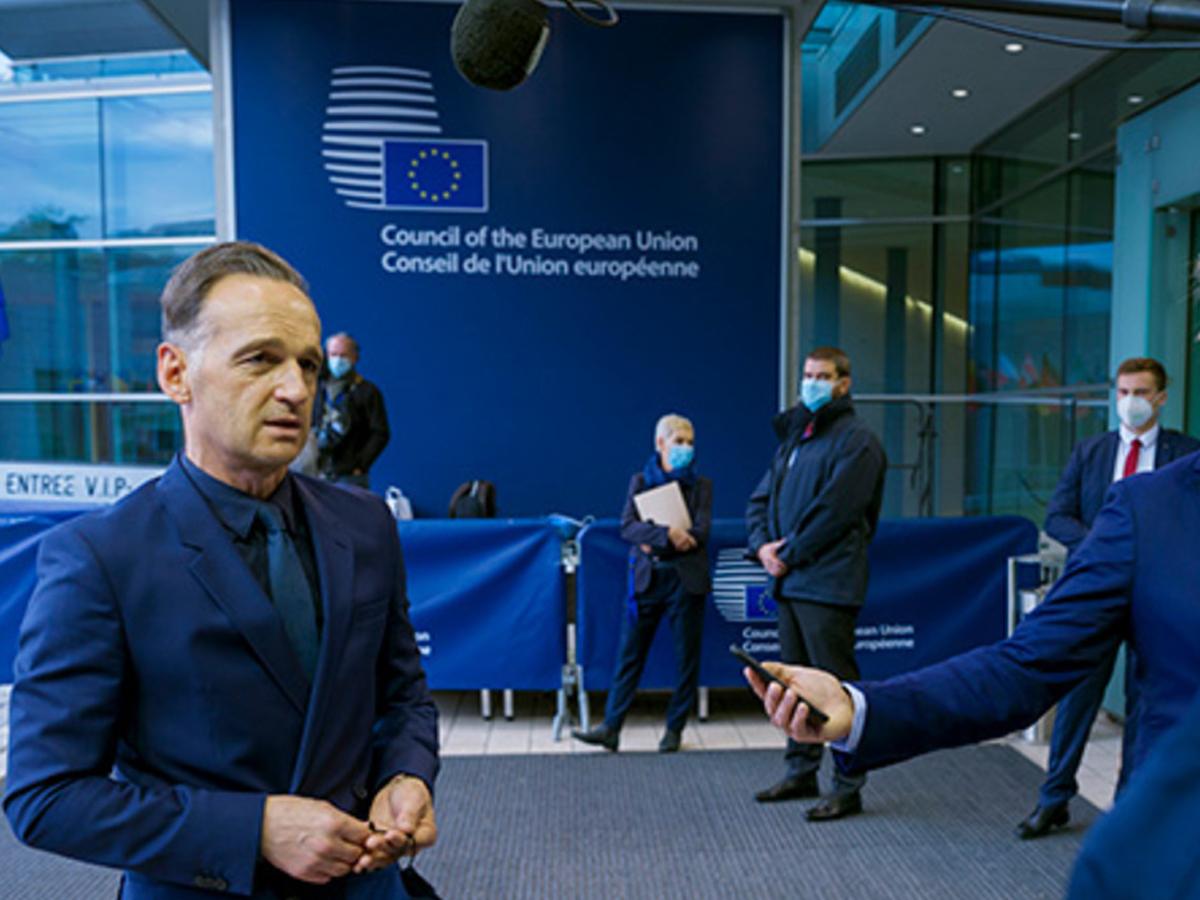 ЕС новые санкции из-за Навального
