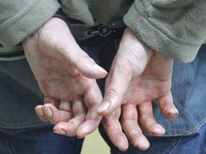 ГРУ Спецназовец срок за гея