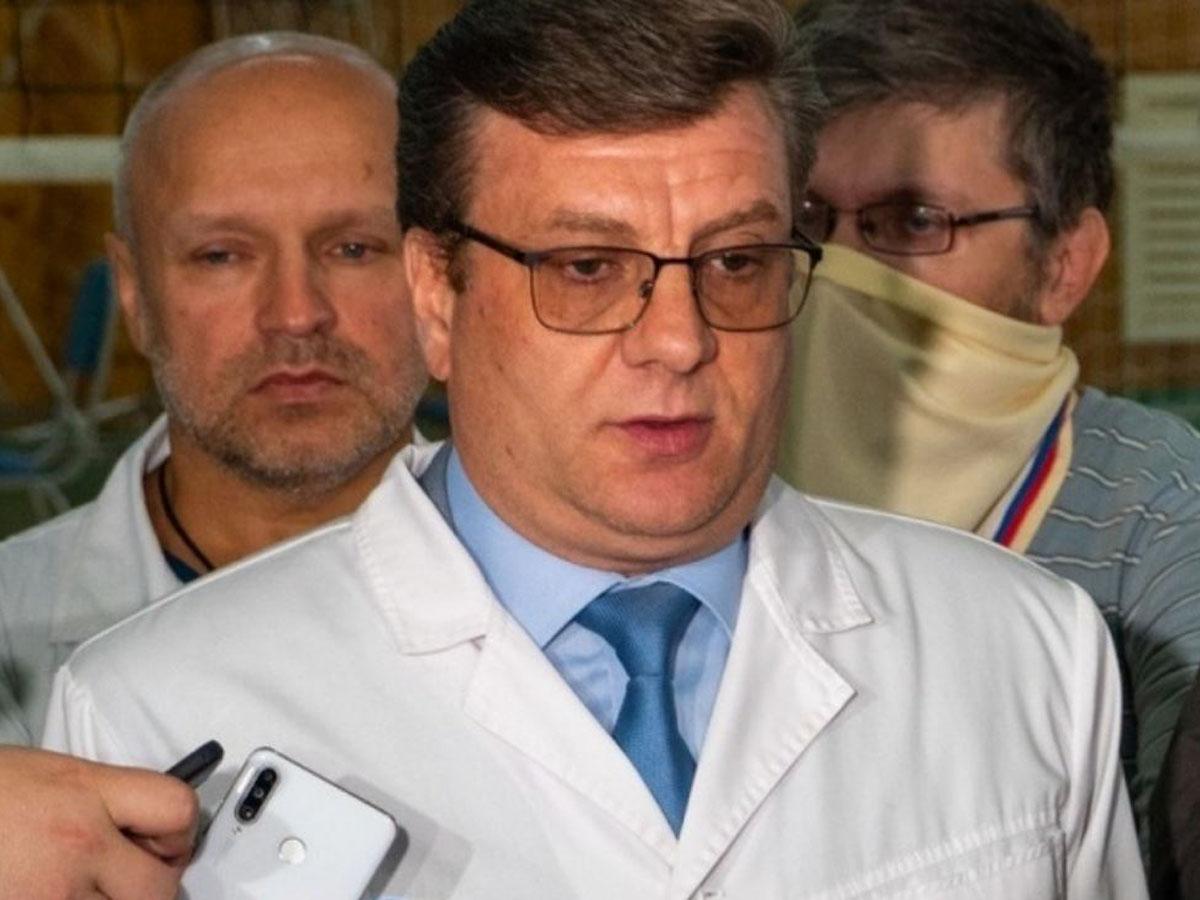 Главврач омской больницы новый пост