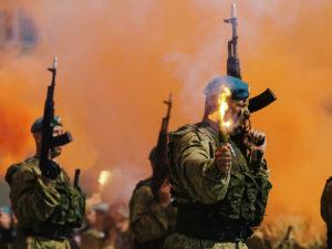 Госдума десант России в Карабах