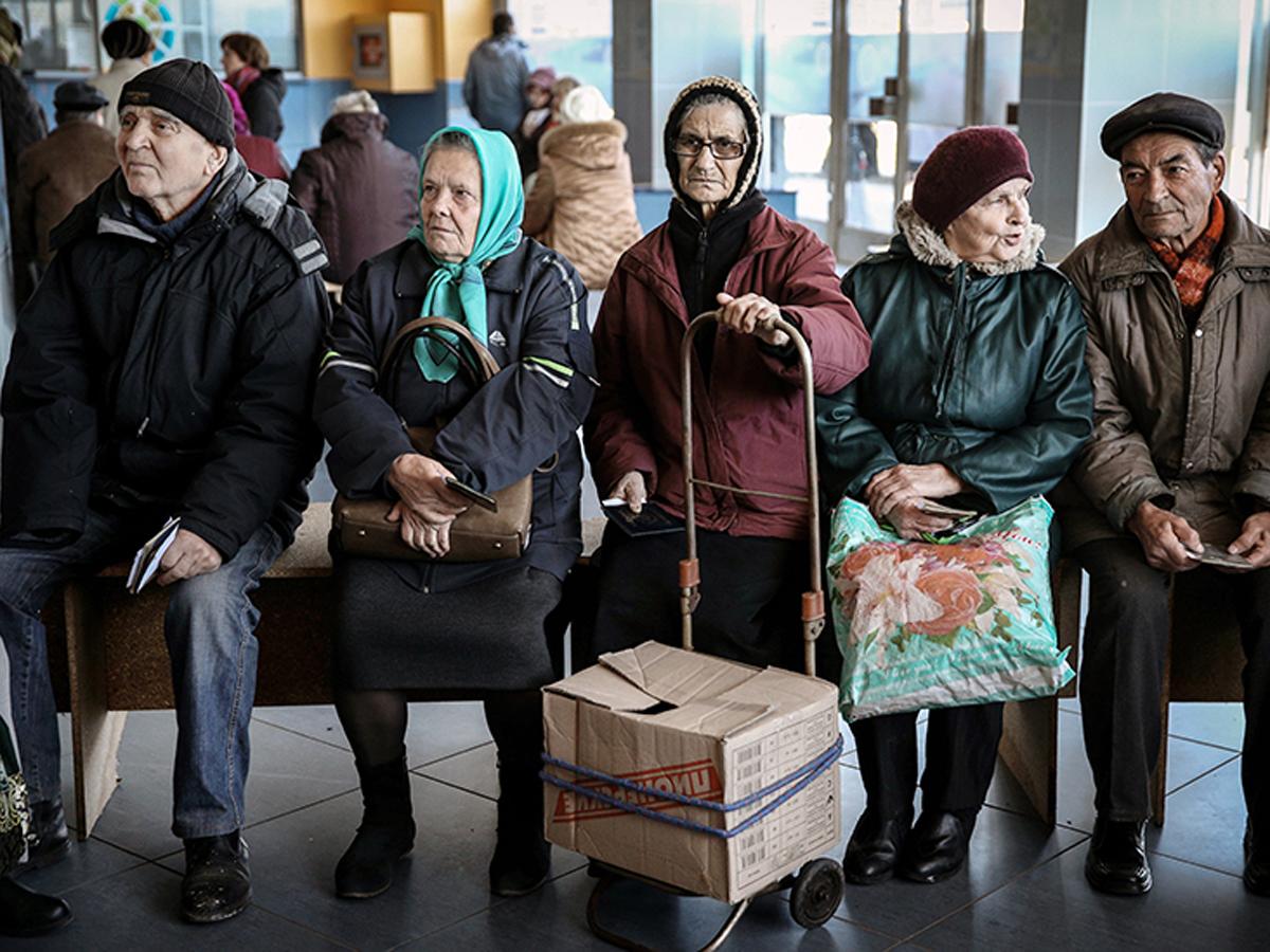 Госдума пенсии «по рангам»