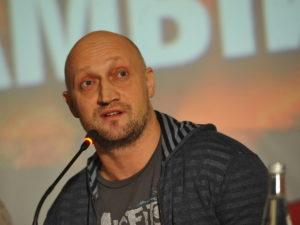Гоша Куценко заболел COVID-19