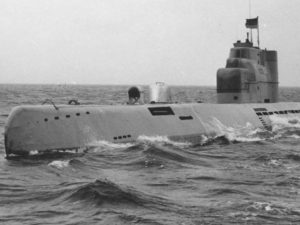 Военные обнаружили в Черном море «подлодку-призрак» Гитлера