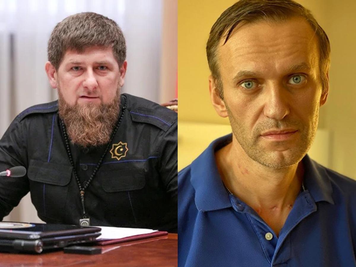 Кадыров ответил Навальному на заявления о Путине