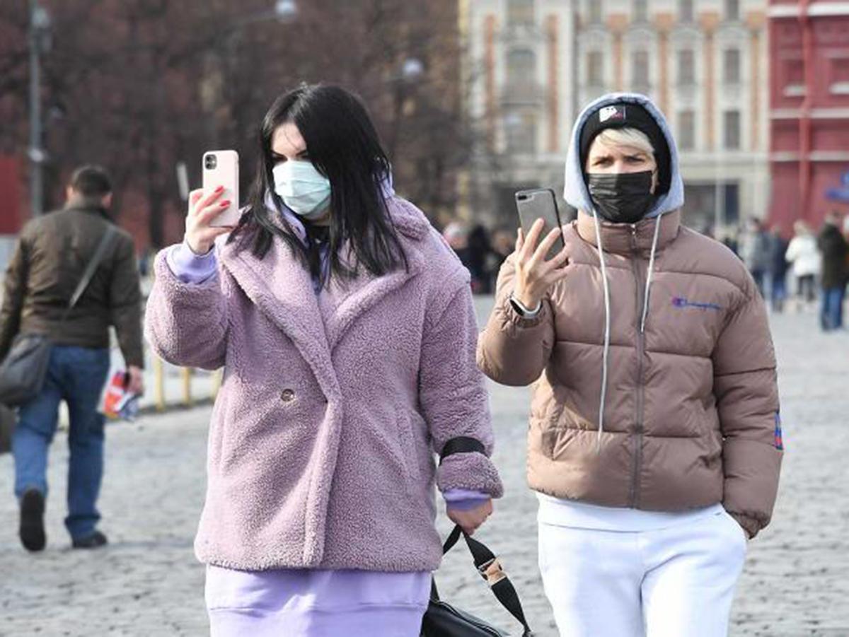 Осложнения от коронавируса у россиян