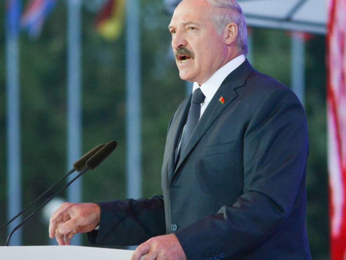 Лукашенко вступление Белоруссии в НАТО