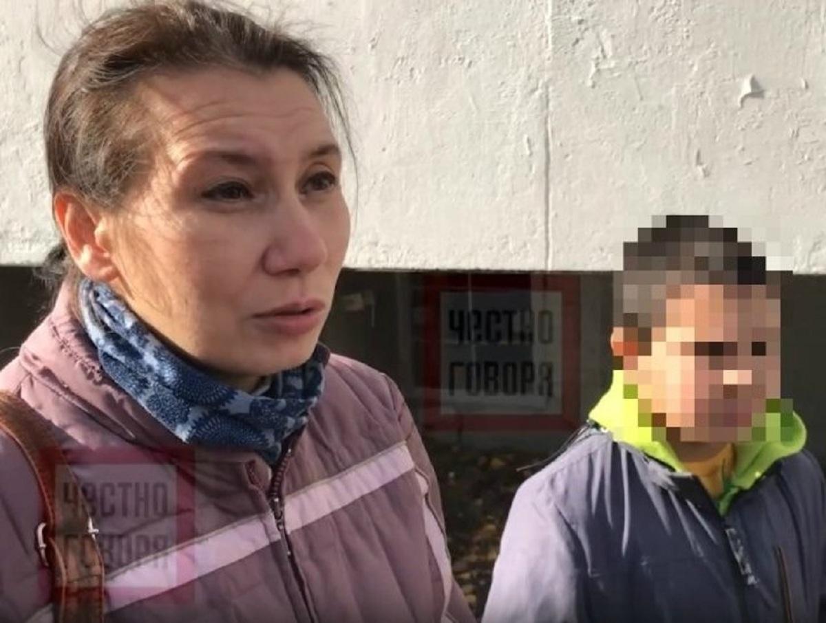 Учительница элитной школы в Уфе ударила ученика головой об парту