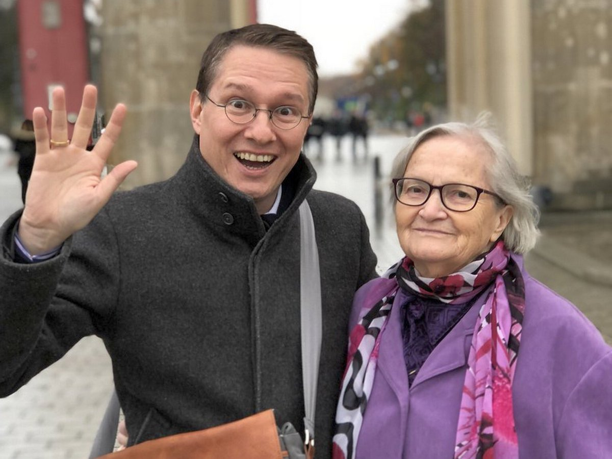 «Мармеладная бабушка» стала одним из самых популярных блогеров в Германии