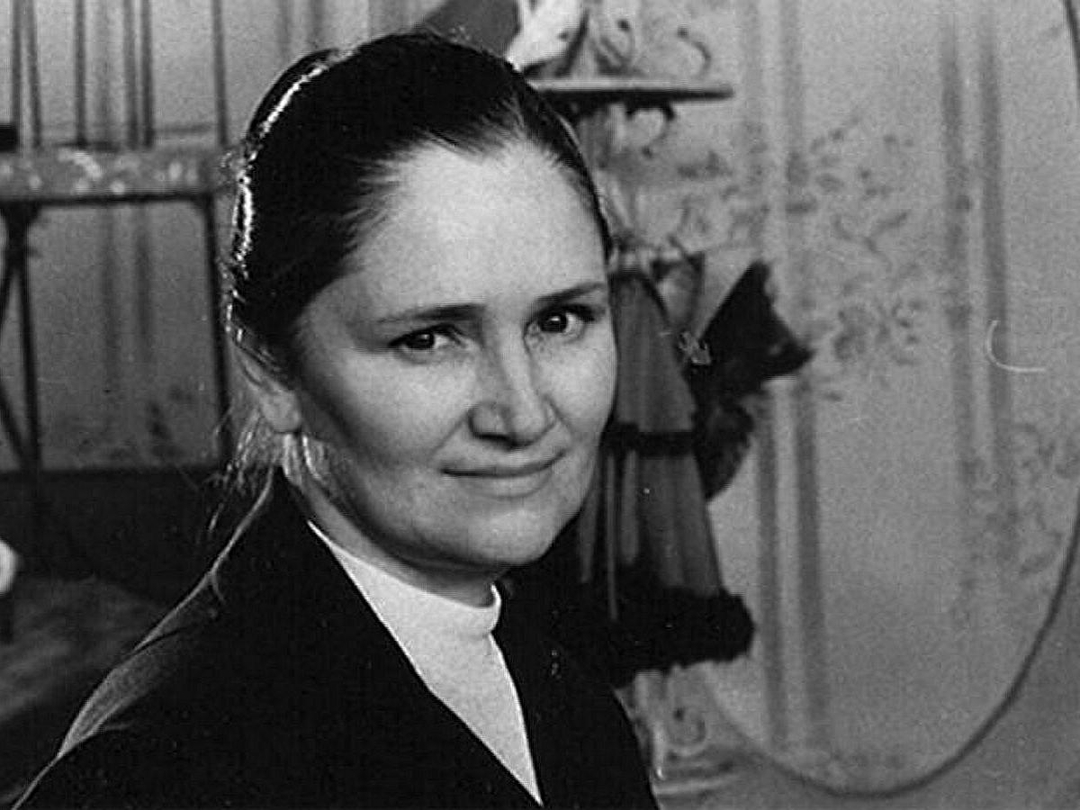 Майя Маркова умерла